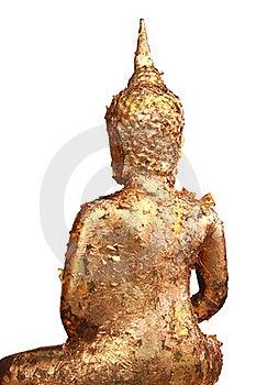 Gilded Buddha Image Stock Images - Image: 15975164
