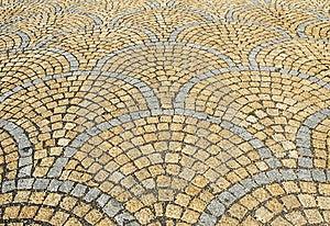 Ornamental Road Surface Royalty Free Stock Photo - Image: 15978095