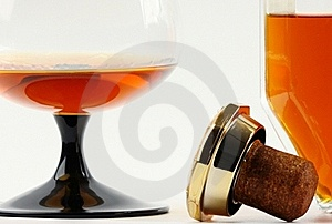 Cognac Royalty Free Stock Photography - Image: 15978647