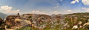 The Meteora Range Stock Photography - Image: 15978872