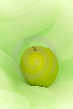 Green Apple Royalty Free Stock Photography - Image: 15982537