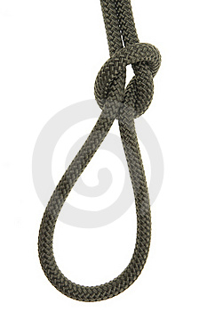 Loop Knot Stock Image - Image: 15982901
