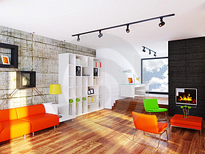 Room Royalty Free Stock Image - Image: 15986856