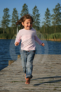 Girl Active Stock Photography - Image: 15987672