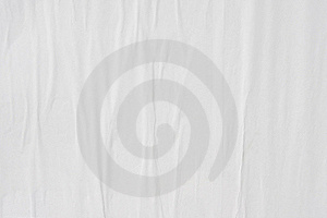 White paper background Royalty Free Stock Photo