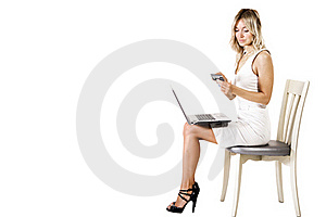 Shopping Online Royalty Free Stock Photos - Image: 15989308