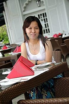 Asian Girl Smiles Stock Photos - Image: 15992003