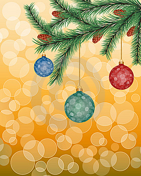 Christmas Background Royalty Free Stock Photo - Image: 15992725
