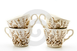Coffee Cups Stock Image - Image: 15996971