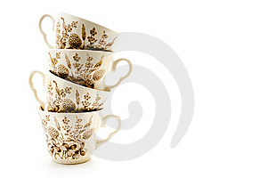 Coffee Cups Royalty Free Stock Photography - Image: 15996977