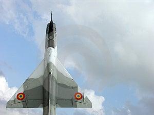 Aeroplano de la guerra del vuelo Foto de archivo