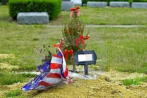 Memorial Stock Image