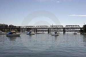 Iron Cove Bridge Stock Images