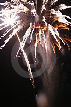Fireworks Free Stock Image