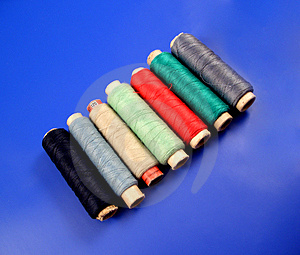 Thread Roll....(1) Free Stock Photography
