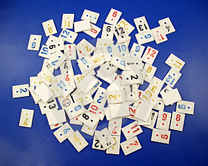 A Rummy Background...(1) Stock Photos
