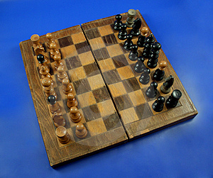 Chess...(5) Stock Images