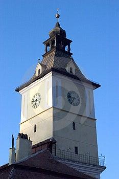 Clock Tower Free Stock Photo