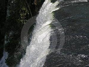 Foz de Iguasu Imagem de Stock Royalty Free