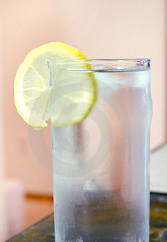 Free Stock Photography - Glass of water