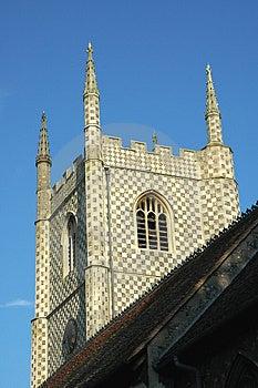 Church Tower Free Stock Photos