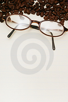 Page Border Stock Image