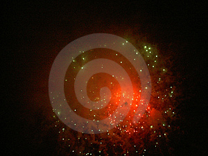 Firework1, 4th Lipiec 2005 Obrazy Royalty Free
