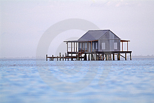 Fish House Stock Images - Image: 1605914