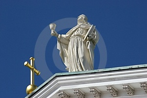 Religious Cup Royalty Free Stock Photography - Image: 1606537