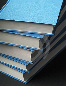 Pile Of Books Stock Photo - Image: 1608140
