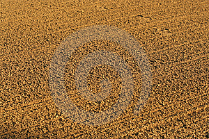 Baseball Infield Sandy Background Texture Stock Photos - Image: 16003823