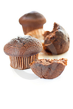 Tasty Chocolate Muffin Stock Photography - Image: 16005782