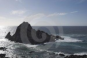 Sugarloaf Rock Stock Image - Image: 16006651