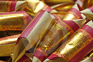 Joss Paper (paper Money) Royalty Free Stock Photo - Image: 16006975