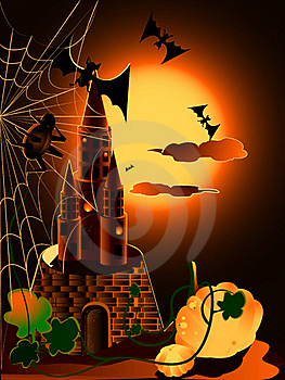 Helloween Royalty Free Stock Photos - Image: 16007398