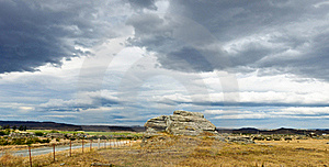 Rocky Outcrop Royalty Free Stock Images - Image: 16012499