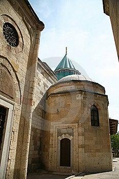 Mevlana Museum, Konya Stock Photography - Image: 16015582