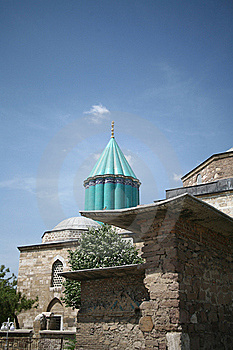 Mevlana Museum, Konya Stock Images - Image: 16015654