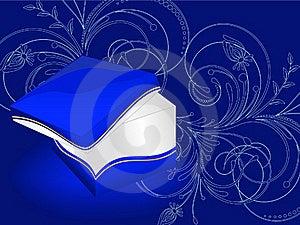 Stylized Box Royalty Free Stock Photography - Image: 16016027
