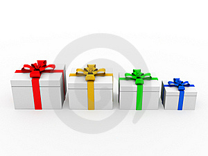 Gifts Royalty Free Stock Images - Image: 16016699
