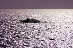 Cruiseship Royalty Free Stock Photography - Image: 16017947