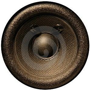 Loudspeaker Royalty Free Stock Image - Image: 16018036