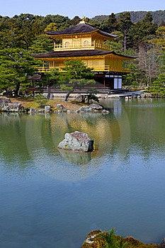 Kinkakuji Temple Stock Images - Image: 16020154