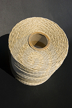 Grey Twine Royalty Free Stock Photos - Image: 16020538