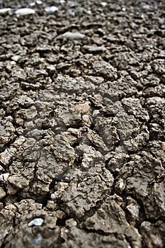 Dry Soil Royalty Free Stock Photos - Image: 16024938