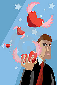 Heart In Hand Royalty Free Stock Photos - Image: 16027228