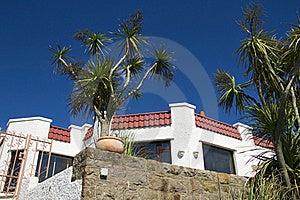 Seaside Property Royalty Free Stock Photography - Image: 16030177