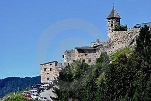 Castle Landskron, Carinthia, Austria Royalty Free Stock Image - Image: 16034796