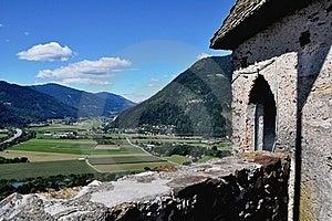 Castle Landskron, Carinthia, Austria Stock Image - Image: 16034871