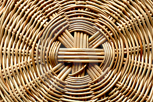 Rattan Weave Royalty Free Stock Images - Image: 16035019